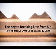 Breaking Free from Sin