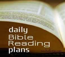 Bible Reading Method