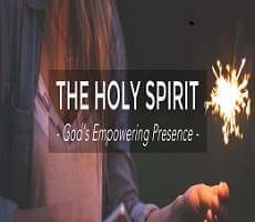 The Holy Spirit Empowers Us