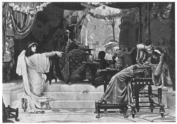 Esther Denouncing Haman